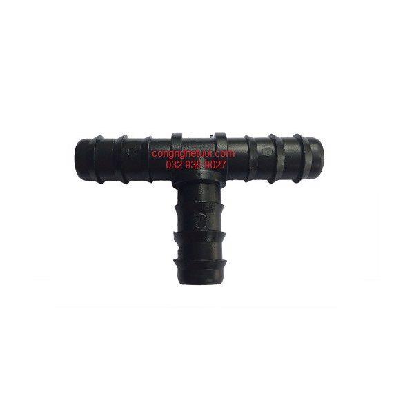 T đều cho ống LDPE 16mm
